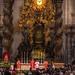 Election day inside the Basilica III, Vatican City, 20130312