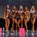 Bikini Masters 4thKelly 2nd Dasanjh 1st Tapanainen 3rd Wong 5th Todd