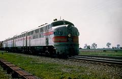 CB&Q F3 117A (Chuck Zeiler 48Q) Tags: cbq f3 117a burlington railroad emd locomotive earlville train alchione chz
