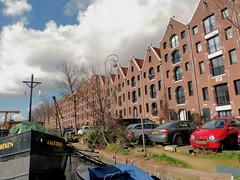 Aagje Deken (k.stoof) Tags: aagje deken entrepotdok amsterdam centrum pahuis binnenvaartschip woonboot ships houseboat canal
