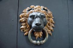 Deurklopper | Door Knocker  --Rome-- (Frank Berbers) Tags: deurkloppers doorknocker türklopfer heurtoir nikond5600 rome rom 2019