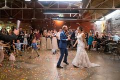 Dancing-Confetti (Irving Photography   irvingphotographydenver.com) Tags: wedding photographer denver colorado