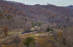 Dungannon (WillJordanPhoto) Tags: virginia crr clinchfield csx transportation trains railroad norfolk southern