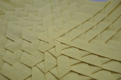 DSCN9191 (Arseni Ko) Tags: origami pattern paper design geometry symmetry tesselation