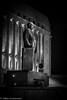 A study in the Night (aixcracker) Tags: president presidentti parliament riksdagen eduskunta night natt yö april huhtikuu spring vår kevät bw blackwhite svartvit sv mustavalkoinen mv helsinki helsingfors suomi finland nikond800 nikonaf85mmf18d pesvinhufvud statue staty