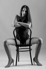 Veronica #22 (Ull_Viu) Tags: modeling beauty delicada delicadament doucement suaument portrait portraiture shooting