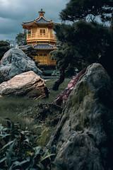 Nan-Lian Garden | Hong Kong | China (Matthias Dengler || www.snapshopped.com) Tags: matthias dengler snapshopped explore travel discover create photography photographer photograph photo nan lian temple garden hong kong china asia dark darkness