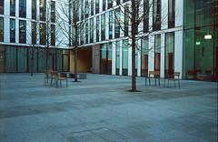 A Meeting Place. (fluffnik) Tags: velvia fujichromevelvia50 leicam5 voigtländerultron35mmf17 nikoncoolscanved