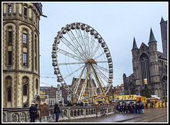 Paseando por Bélgica (edomingo) Tags: edomingoolympusomdem5 mzuiko1240 gante belgica