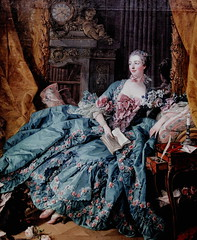 IMG_4304A François  Boucher 1703-1770. Paris.  Mme de Pompadour   Munich  Alte Pinakotek (jean louis mazieres) Tags: peintres peintures painting musée museum museo lafemmedanslapeintureeuropéenne thewomanineuropeanpainting