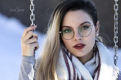 Maeva (d.calabrese71) Tags: portrait lunettes glases model outdoor lips lèbres eyes yeux beauté beauty