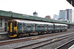(Will Swain) Tags: cardiff queen street station 11th august 2018 train trains rail railway railways transport travel uk britain vehicle vehicles cymru west wales north europe atw central valley lines