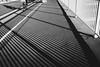 bicycle (Zesk MF) Tags: bw black white street mono driver ride shadows stripes zesk cologne x100f fuji