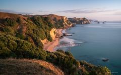 Coromandel Coastline (hakannedjat) Tags: coromandel thecoromandel nz newzealand coast coastline sony sonynz sonya7rii a7rii zeiss longexposure sunrise