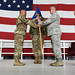 Change of Command Ceremony for the 169th Maintenance Group