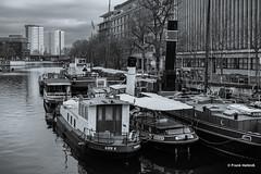 Historischer Hafen Berlin am Märkischen Ufer (Frank Hellmiss) Tags: berlin berlinmitte deutschland germany boote wasser spree märkischesufer sony ilce7rm2 fe 24240mm f3563 oss