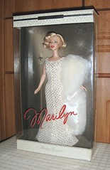 2001 Marilyn Monroe Doll (1) (Paul BarbieTemptation) Tags: 2001 timeless treasures collector edition marilyn monroe barbie doll happy birthday mr president