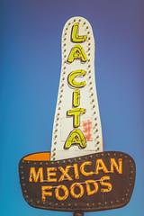La Cita (Thomas Hawk) Tags: america lacita lacitarestaurant newmexico route66 tucumcari usa unitedstates unitedstatesofamerica neon restaurant us fav10 fav25