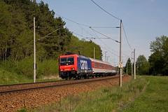 SBB 482 036 + Sonderzug 82895 Berlin Zoo - Linz Hbf  - Thyrow (Rene_Potsdam) Tags: br185 thyrow brandenburg deutschland europa europe railroad treinen trains trenes züge