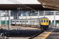 First day of Bolton Electrics (Mike McNiven) Tags: northern arriva railnorth emu electric bolton manchester firstday networkrail greatnorthrailproject airport preston manchesterairport