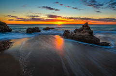 Malibu Fine Art Photogaphy Nikon D850 Colorful Clouds Sunset Fine Art California Coast Beach Landscape Seascape Photography! El Matador State Beach Elliot McGucken Fine Art Pacific Ocean Sunset! Nikon D850 & AF-S NIKKOR 14-24mm F2.8G ED! High Res 4k 8K! (45SURF Hero's Odyssey Mythology Landscapes & Godde) Tags: malibu fine art photogaphy nikon d850 colorful clouds sunset california coast beach landscape seascape photography el matador state elliot mcgucken pacific ocean afs nikkor 1424mm f28g ed high res 4k 8k