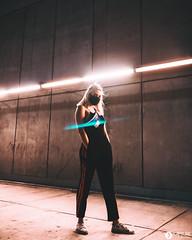 Nostalgix (Kapture The Light) Tags: portrait vancouver nikon canada sigma art sigmaart 35mm nostalgix nostalgixmusic musician cyberpunk moody neon