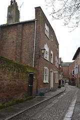 Chester 010319_DSC3187 (Leslie Platt) Tags: exposureadjusted straightened cheshirewestchester chester rufuscourt abbeygreen
