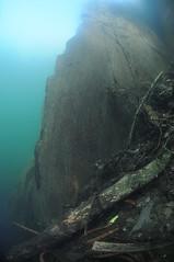 NorthWales-VivianQuarry-201802-21 (Tony J Gilbert) Tags: snowdonia llanberis northwales viviandivecentre vivianquarry mountsnowdon diving aquatic freshwater quarry floodedquarry nikon d300