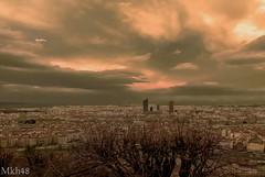 Lyon la Cité au profil transalpin (paul.porral) Tags: lyon france cityscape flickr ngc sky ciel cielo urban urbanscape ville town towers landscape clouds nuages canon canon7d skyline perspective urbanlandscape buildings
