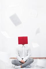 Magic Book | 2 (_ALBX_) Tags: book man indoor studio conceptual selfportrait portrait photography photographer canon canon80d sigma 30mm albxphoto albx art