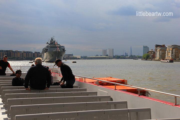 泰晤士河遊船Thames Citycruise-40