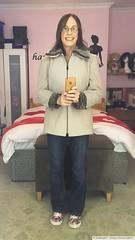 February 2019 - Leeds First Friday (Girly Emily) Tags: crossdresser cd tv tvchix trans transvestite transsexual tgirl tgirls convincing feminine girly cute pretty sexy transgender boytogirl mtf maletofemale xdresser gurl glasses hull smile coat jacket bedroom