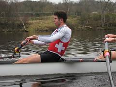 IMG_0968 (NUBCBlueStar) Tags: rowing remo rudern river aviron february march star university sunrise boat blue nubc sculling newcastle london canottaggio tyne hudson thames sweep eight pair