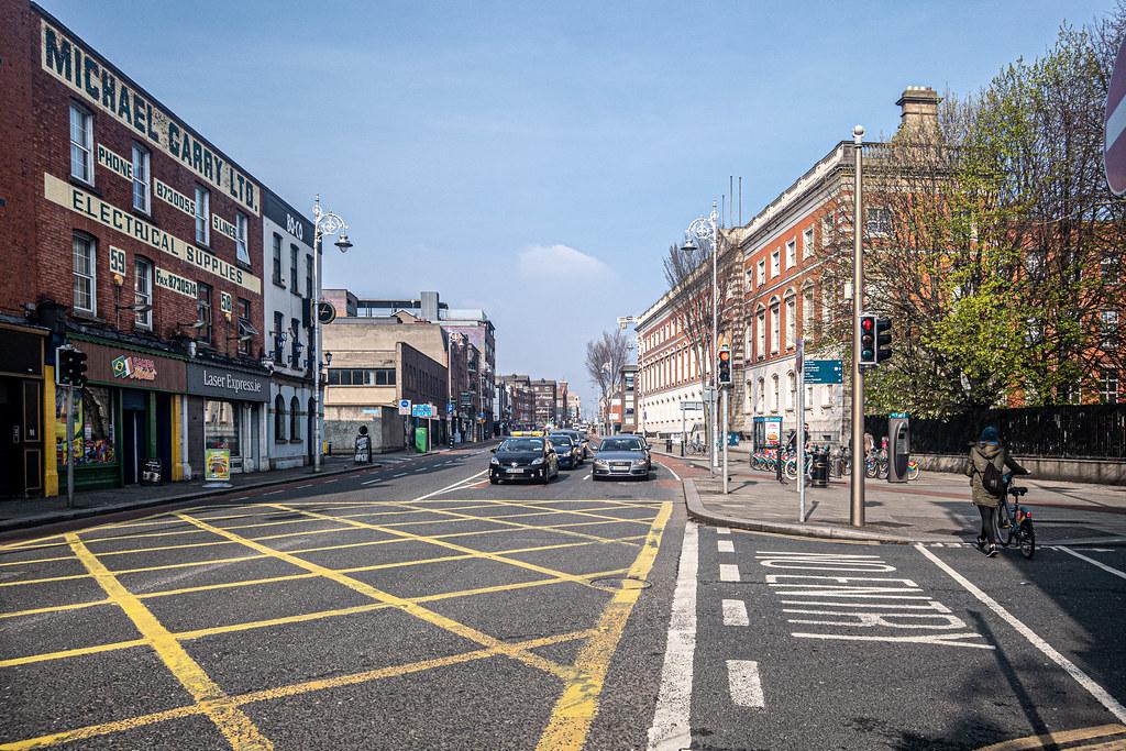 NORTH KING STREET DUBLIN [WHERE NORTH KING STREET MEETS BOLTON STREET]-151484