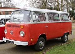 VOY 416L (Nivek.Old.Gold) Tags: 1973 volkswagen microbus 1700cc latebay