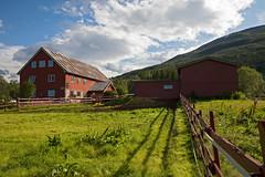 Norwegian Farm (piper969) Tags: norway norvegia panorama farm fattoria