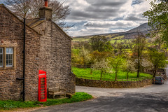 The Old Red Box 📦 (Kev Walker ¦ 10 Million Views..Thank You) Tags: architecture clouds england lancashire outdoor sky snow town village aitken barley beautiful beautifulvillage blacko bluesky british buildings cloudy cold council covered crossroad downham english famous floralforeground hill houses icon information landscape near nelson parish parks path pendle rural sign signpost street sunny symbols tourism travel under urban view walking weather winter wood