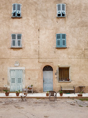 Immeuble Corse (sebastienloppin) Tags: corse travel september city photographie street color 6dmark2 canon sigma 1224f4 photo photography picoftheday photooftheday