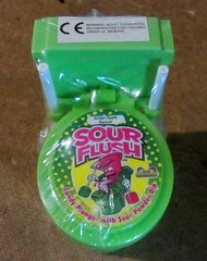 Sour Flush Candy Plunger With Sour Power Dip By Kids Mania BIP Candy And Toys UK 2018 - 5 Of 8 (Kelvin64) Tags: sour flush candy plunger with power dip by kids mania bip and toys uk 2018