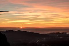 Coucher  soleil sur le Canigou depuis la Sainte-Baume 12 02 2019 (bruno Carrias) Tags: canigou sunset soleil picdebertagne saintebaume provence provencealpescôtedazur bouchesdurhône gémenos
