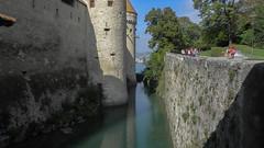 Château de Chillon (Chillon Castle Montreux-Veytaux ) Switzerland (Feridun F. Alkaya) Tags: castle montreuxveytaux châteaudechillon château switzerland swiss iviçre şato history historical historic ruins savoy chillon
