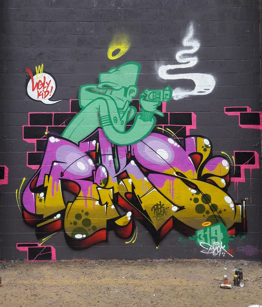 Ryck wane ryckwane tags graffiti lettre lettres letters brussels bruxelles belgique belgium tag