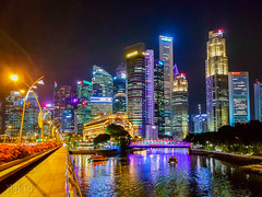 20190121_200430 (inkid) Tags: street travel visit sg singapore night asia building river water boat
