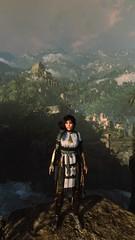 Shadow of the Tomb Raider (Matze H.) Tags: shadow tomb raider lara corft jungle maya ruins pyramide wallpaper screenshot 4k uhd hdr playstation 4 pro photo mode ingame graphic landscape portrait green new outfit