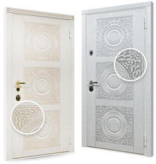 Entry doors with SteelTex covering (thedoorsdepot) Tags: doors door materials coating entry entrance nj manhattan interior exterior usa design ideas home improvement security protection safety