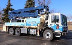 Alaska Concrete Services Inc. Pump Truck (raserf) Tags: alaska concrete cement services inc truck trucks pump pumper pumping putzmeister anchorage sturtevant wisconsin racine county