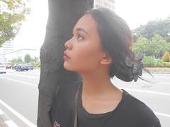 DSCN8801 (Avisheena) Tags: avisheena model tumblr girl face side photograph love myself hello world