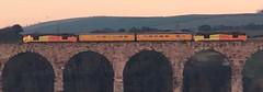 Colas Rail Freight 67023 / 67027 (24.12.2018) (CYule Buses) Tags: royalborderbridge eastcoastmainline class67 colasrailfreight 67027 67023