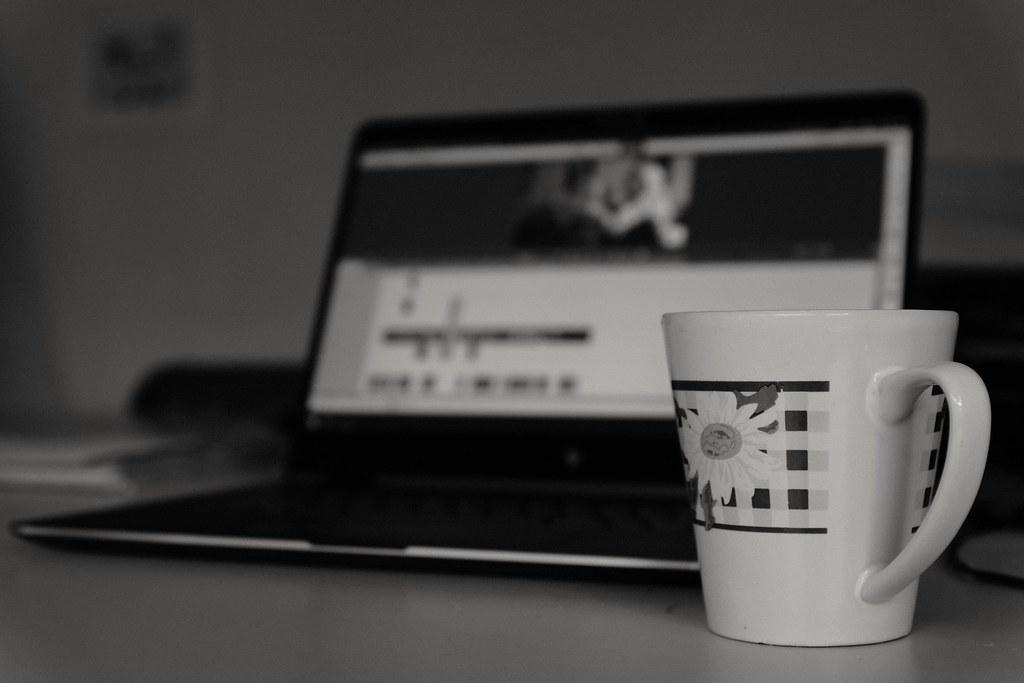 327fc90bc12 Büro-Kaffee (tom-schulz) Tags: x100f conversionlenstele monochrom bw sw  outofcamera
