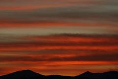 Sunrise 1 16 19 #04 (Az Skies Photography) Tags: sun sky skyline skyscape rio rico arizona az riorico rioricoaz arizonasky arizonaskyline arizonaskyscape cloud clouds red orange gold salmon black january 16 2019 january162019 11619 1162019 canon eos 80d canoneos80d eos80d canon80d arizonasunrise rise sunrise morning dawn